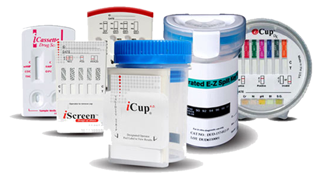 U.S. Screening Source Drug Test Kits