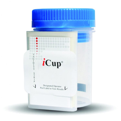 iCup Instant Urine Drug Test Cup