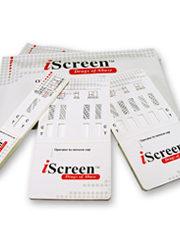 iscreen dip drug test