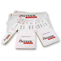 iScreen 10 panel drug tests - DUD-1104-051