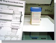 iCup Instant Urine Drug Test Kit