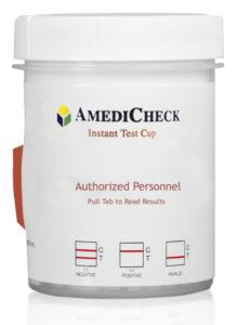 Amedicheck Instant Urine Drug Test Cup