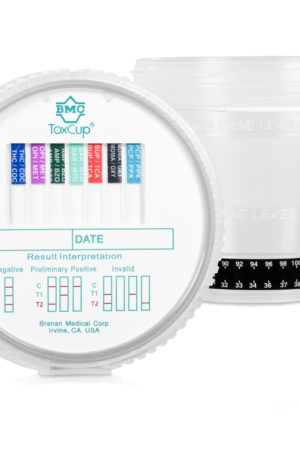 ToxCup urine drug test
