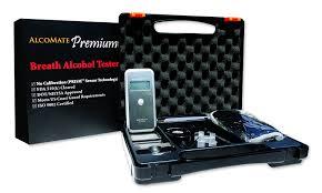 AlcoMate Premium AL 7000F Alcohol Breathalyzer