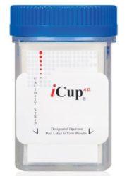 iCup 6 panel drug test