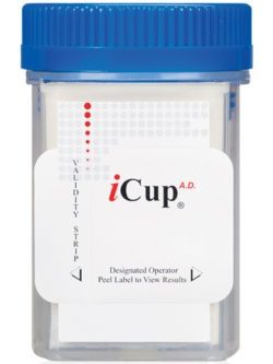 icup 8 panel drug test