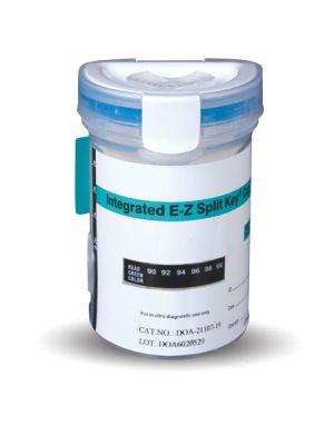 Integrated EZ Split 5 Panel Drug Test