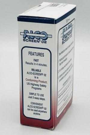 Alcoscreen 02 Box Side Angle 1