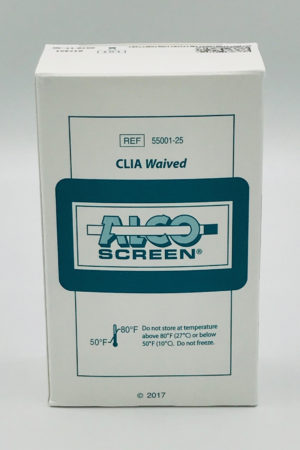 Alcoscreen Box Back
