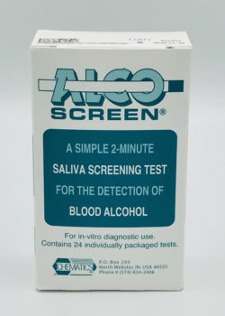 Alcoscreen Box Front