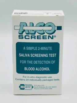 Alcoscreen Box Front