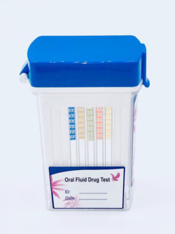 Healgen Saliva Drug Test FUO FT