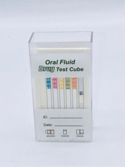Healgen Oral Cube Saliva Drug Test