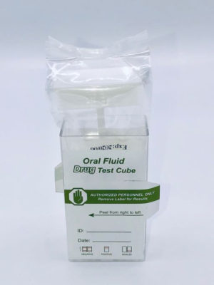 Healgen Oral Cube Drug Test