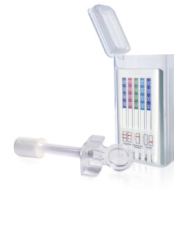 T-Cube 6 Panel Saliva Mouth Swab Drug Test