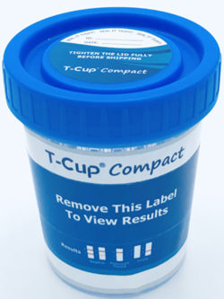T-Cup Compact Drug Test 2