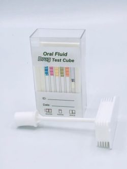 Healgen 8 Panel Oral Cube Drug Test