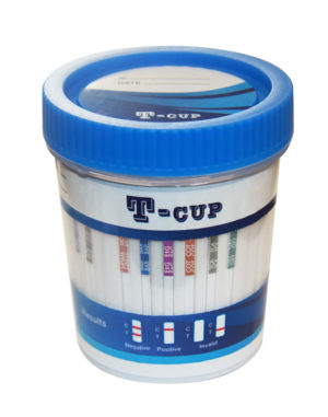 T-Cup 14 Panel Urine Drug Test Kit