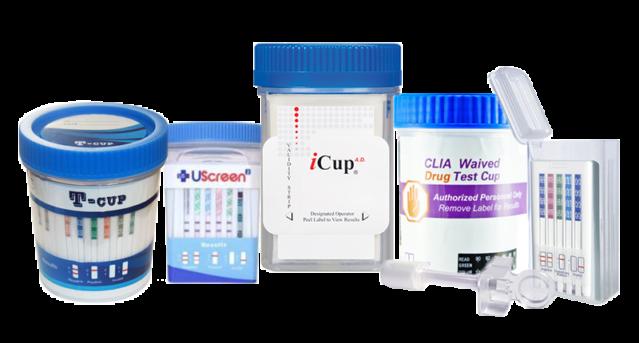 Drug Test Urine & Saliva Products
